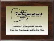 2013 ICoMA Award