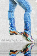 Get My Boots Wet Cover Photo