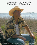 PETE HUNT RECORDS FIRST ALBUM IN NASHVILLE, TN