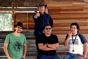 The Band:  Nassu Bowe (guitar), Walter Ramirez (Bass) and Paul Paredes (Percussion)