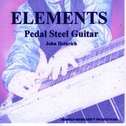 Elements - Steel Guitar project 2015