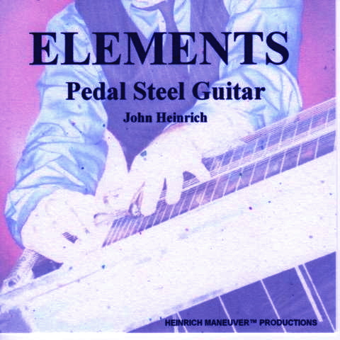 Elements - Steel Guitar project 2015