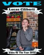 award show Promotions Lucas Ciliberti  2015