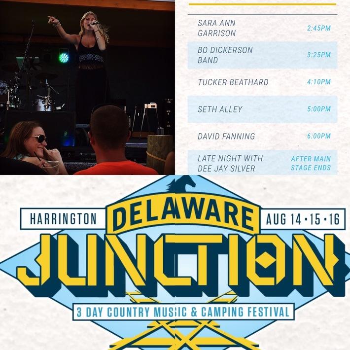 Opened day 2 of Delaware Junction!