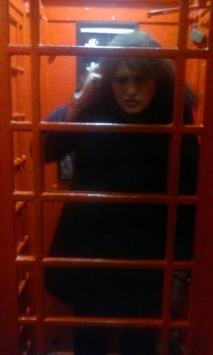 Elainee Presley at The Beatles Cavern Liverpool UK