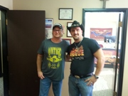 Duece and Tracy Lawrence
