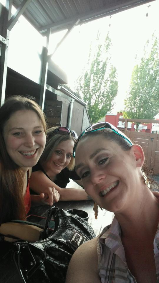 2016060495193039 Mindy, Katy, and ME! At Dukes