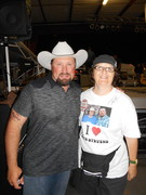 Tate Stevens and Val