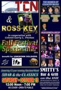 ROSS KEY FALL FESTIVAL Sat October 15th