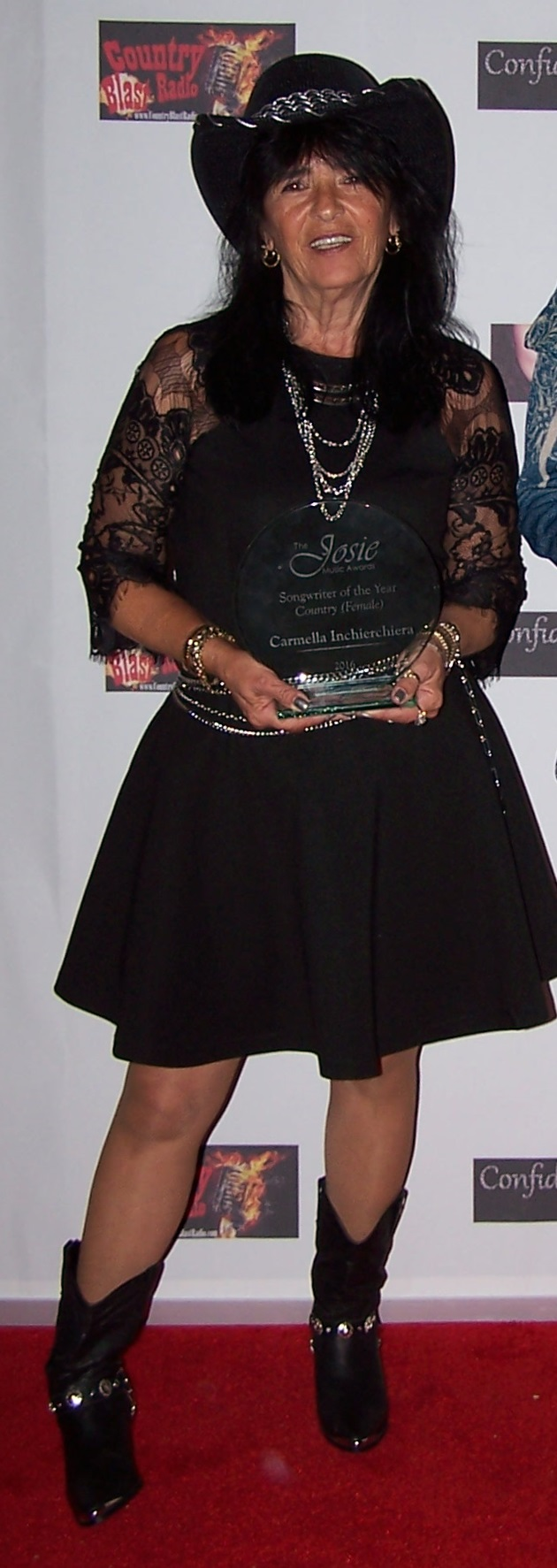My Country Female Songwriter of the Year Award