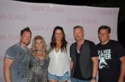 Angie & Band & Sara Evans