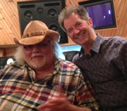 ROCK AND ROLL HALL OF FAME, GARRY TALLENT AND DOC HOLIDAY IN SESSION