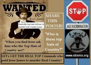 WantedPoster--WHO murdered real country