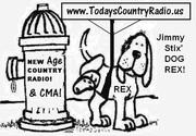 DOG NOT LIKING NEW COUNTRY RADIO & CMA