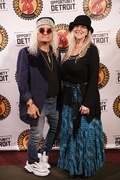 Official Red Carpet Photo Detroit Music Awards