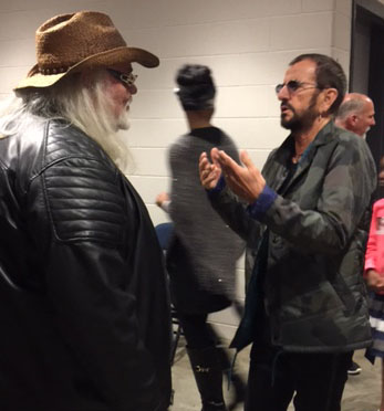DOC HOLIDAY and RINGO STARR