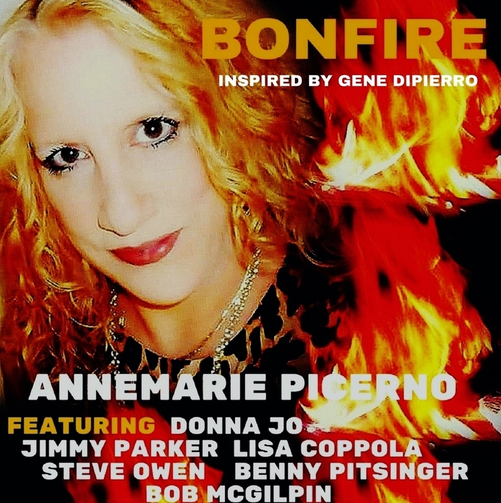 BONFIRE - ANNEMARIE PICERNO