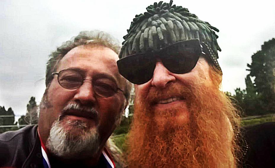 Didier BOOTLEGGERS with Billy Gibbons