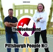 The Woo Hoo Band - CD Cover