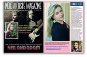 Featured in Indie Artist Magazine