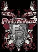 fight ribbon crest