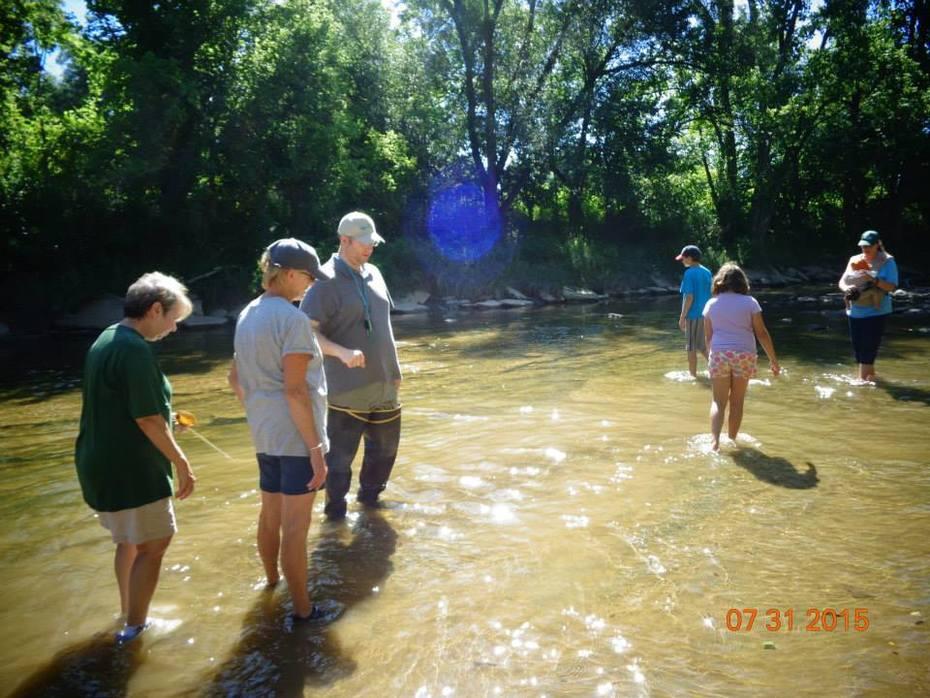 West Branch Stream Team River Walk