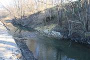 Riffle upstream of Dam 3 after 2