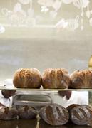 tashas le parc- freshly baked bread