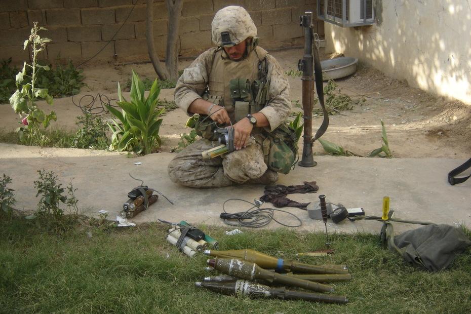 Lima Company, 3rd Battalion, 25th Marines