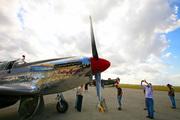 Betty Jane - P-51 mustang