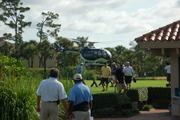 Golfers and Heli