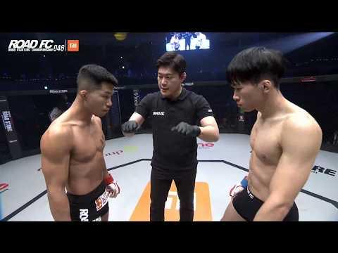 XIAOMI ROAD FC 046 PARK HYUNG-GEUN(박형근) VS MOON JIN-HYUK(문진혁)