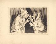 Croquis d'Expression  Daumier 12/15/1838 Le Charivari.