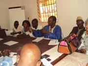 Formation des journalistes avec Reporter Solidaire à Bobo