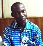 Paul Rabalyam Ouédraogo, secrétaire général à l'organisation - bureau Synatic/HB