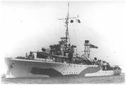 HMS Egret Commemoration Tour