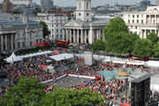 Canada Day London 2013: Trafalgar Square