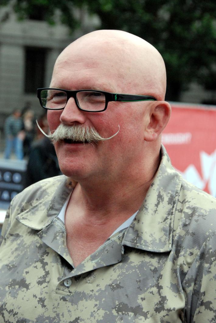 Wayne Johnson: Founder Wounded Warriors Canada
