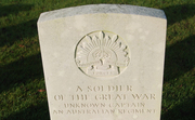 Caberet-Rouge-aussie-headstone-no-name