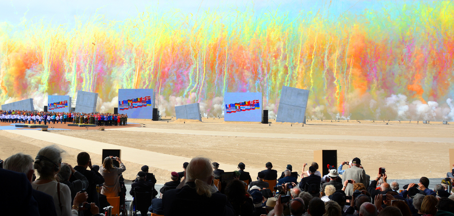 Sword Beach D-Day 70th -1