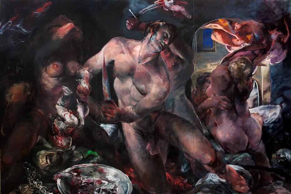 Massacre of the Innocents (1993)