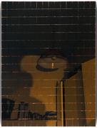 Kitchen Lamp at Night