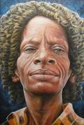 Kenyan Woman - Detailed