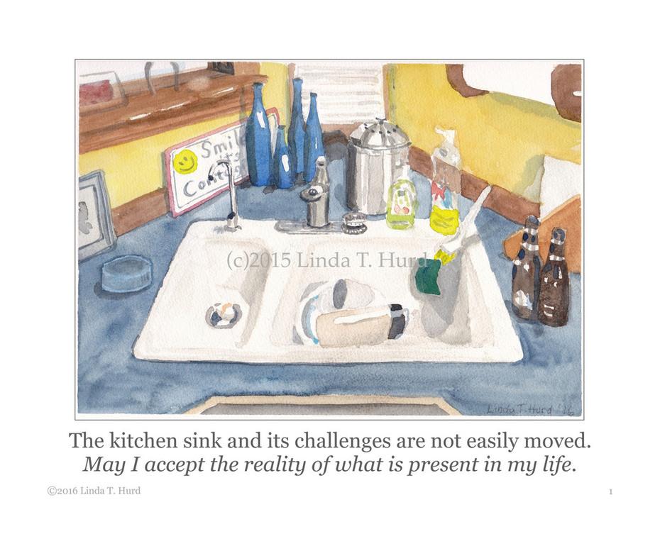 Kitchen sink #1