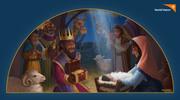 World Vision Christmas Nativity Art - Wise Men