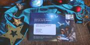 World Vision Christmas Nativity Art - Envelope Design