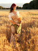 Ruth Gleaning Near Field