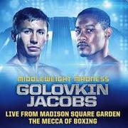 Golovkin vs Jacobs Live
