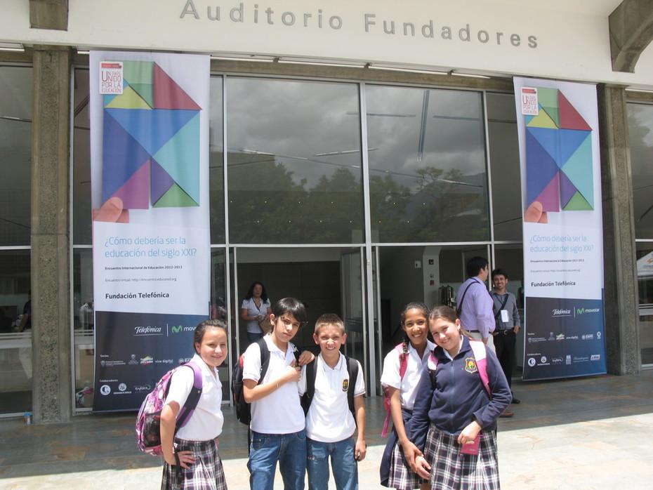 EXPLORADORES  IEBAM -  La Estrella - Antioquia