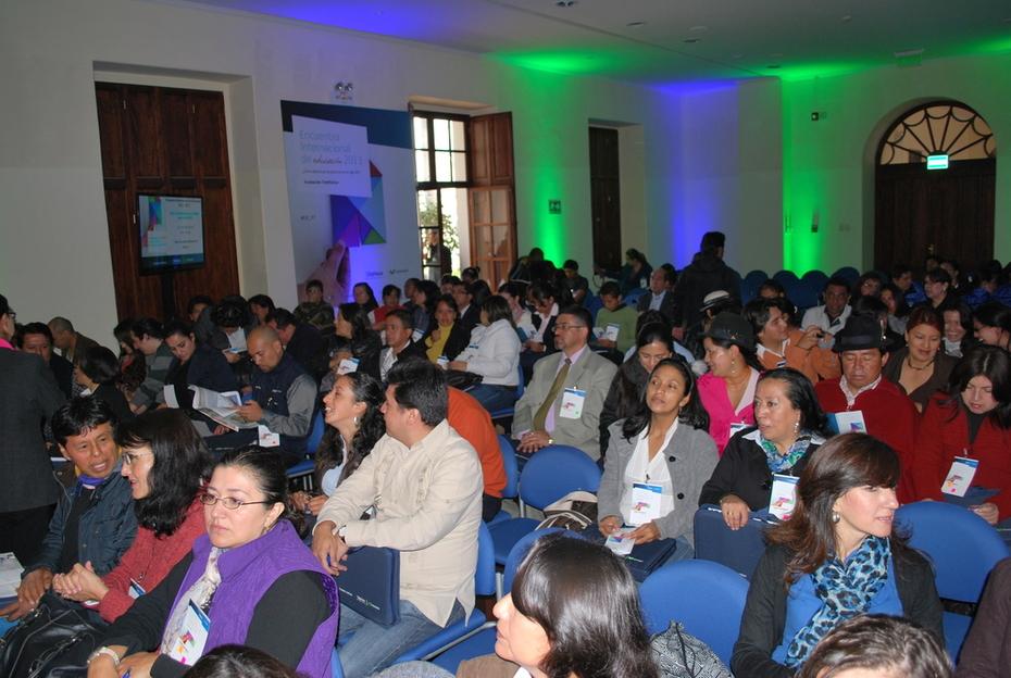 Encuentro en Quito